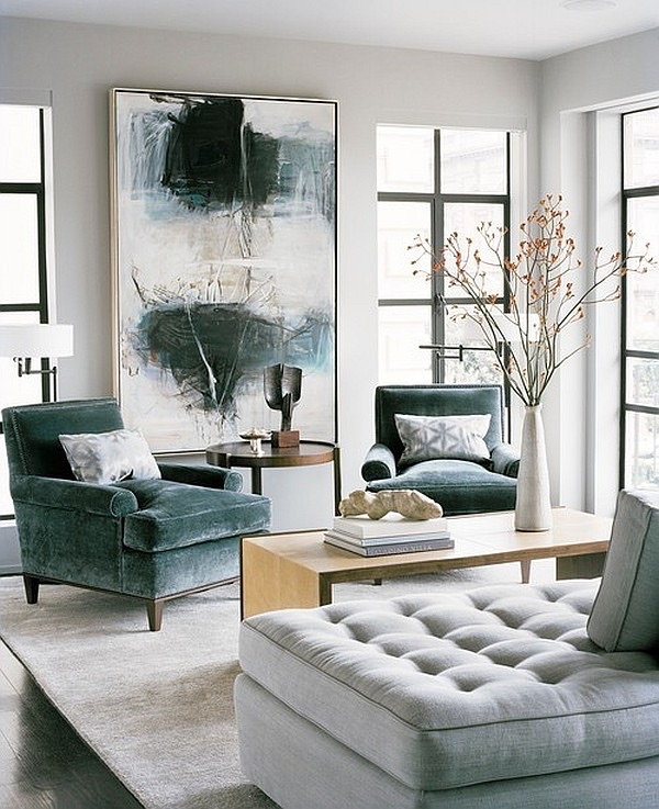pretty living room. | fancy lacy